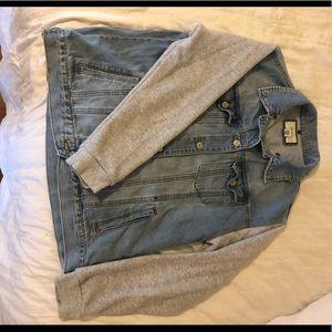 Forever 21 jean jacket!